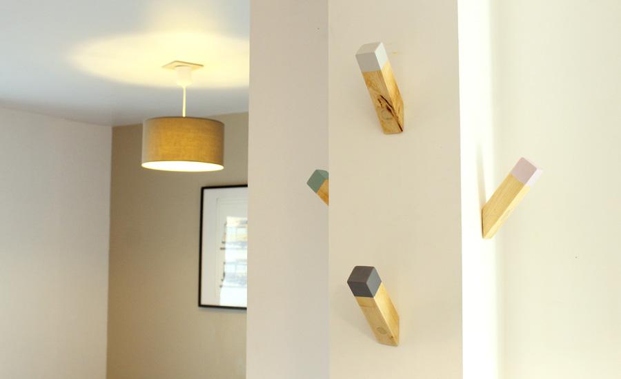 Des patres en bois design beaux et