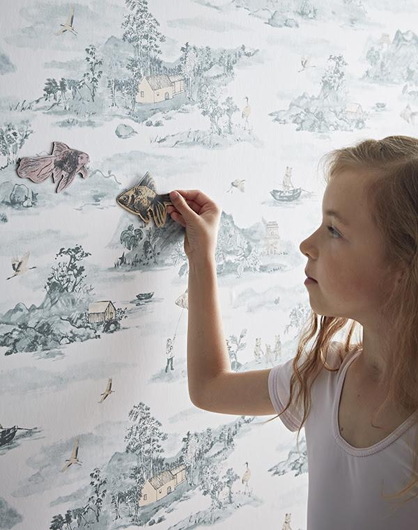Nouveautés : 5 papiers peints kids qui assurent ! • Plumetis Magazine