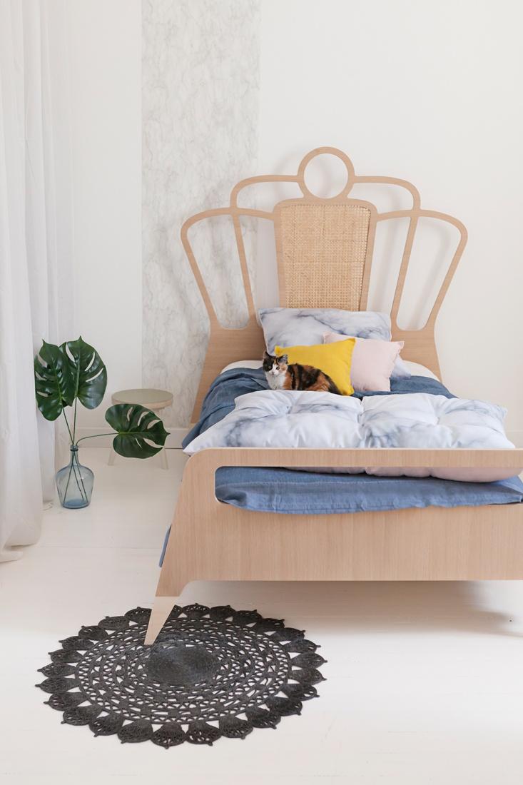 dans ma chambre tropicale plumetis magazine. Black Bedroom Furniture Sets. Home Design Ideas