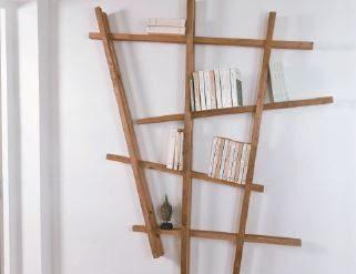 DIY : transformer des tasseaux en bibliothèque sans clou ni vis !