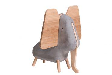 Les animaux en bois et béton de Korridor Design