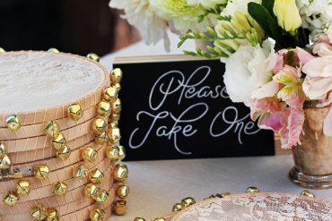 7 DIY pour un mariage Homemade