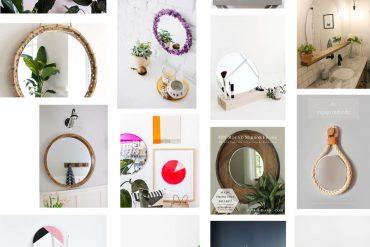 L'atelier du mercredi : avec des miroirs
