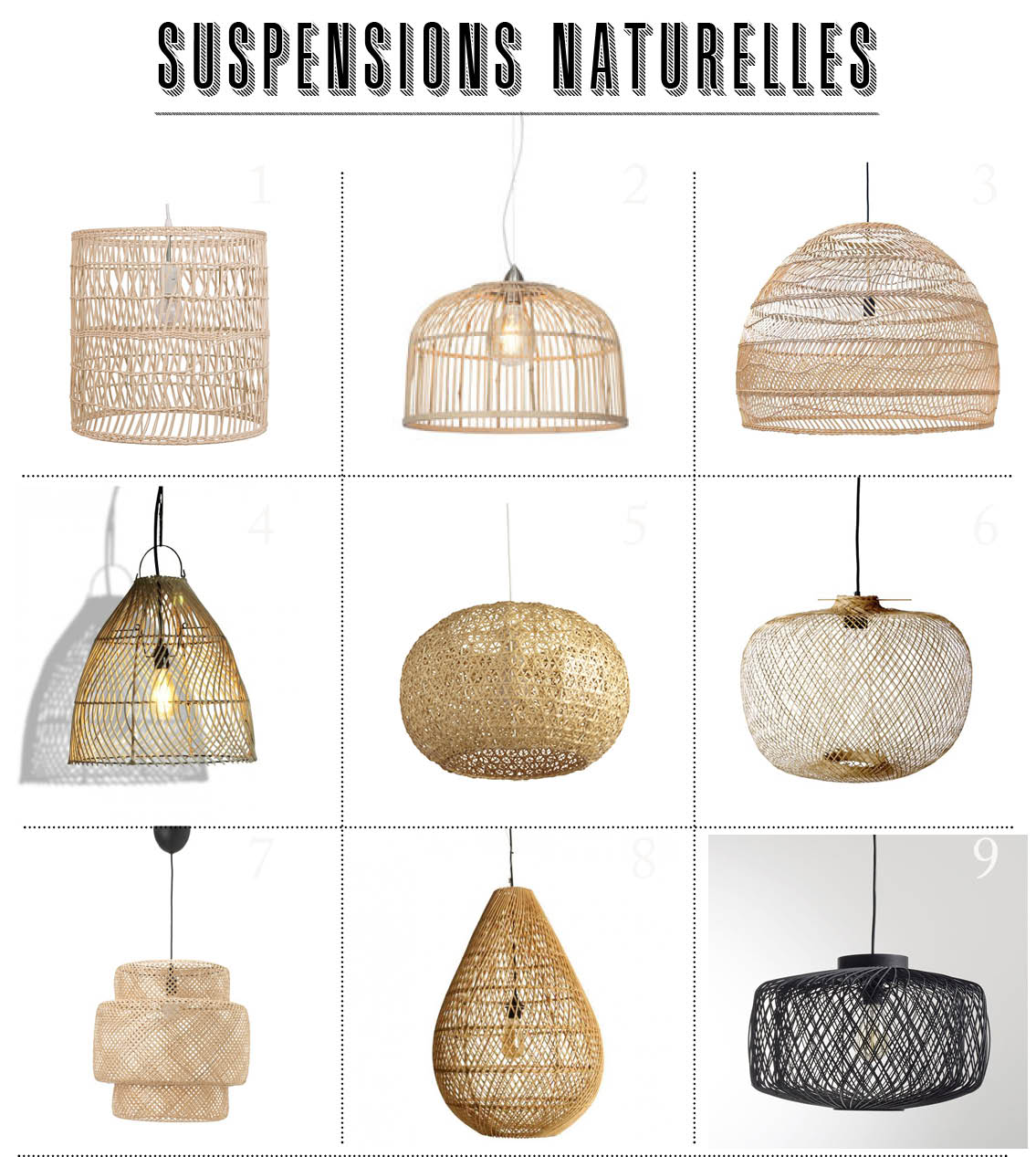 home sweet home avec des suspensions en fibres v g tales plumetis magazine. Black Bedroom Furniture Sets. Home Design Ideas