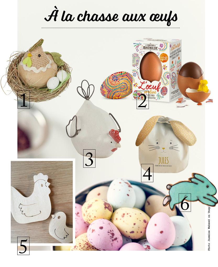 A La Chasse Aux œufs De Pâques Plumetis Magazine