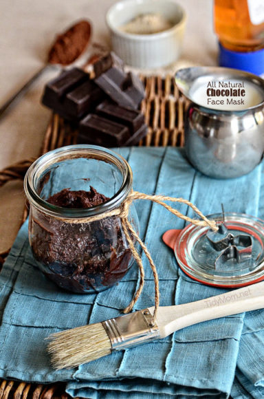 Chocolat • TidyMom for GourmandeintheKitchen.com