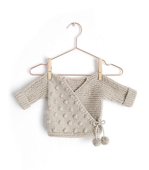 Knitted Kimono // Ceativa atelier
