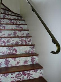 escalier-stair-papier-peint